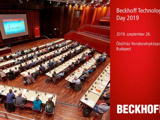 Beckhoff Technology Day 2021