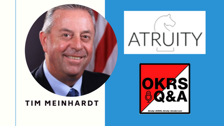 How The OKR Framework Can Lead To Rapid Results With Tim Meinhardt (EP152)