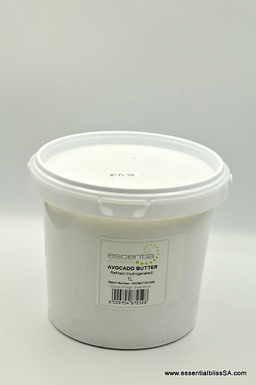 Avocado Butter, hydrogenated - Refined 1 litre