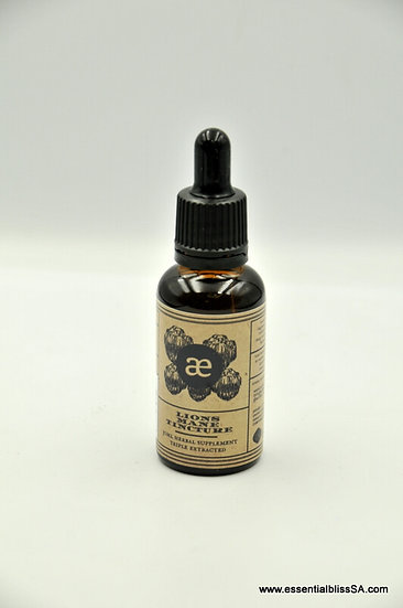 Lions Mane Tincture 30ml