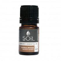 Sandalwood Essential Oil 2.5ml