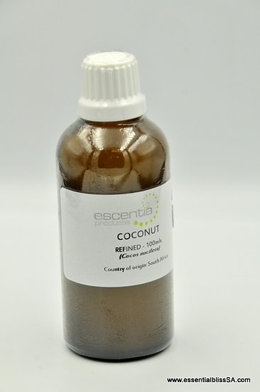 Coconut Oil Refined 100ml