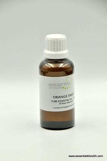 Orange Sweet Essential Oil 50ml