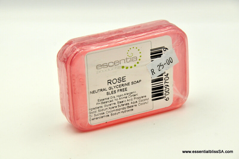 Glycerine Soap - Rose