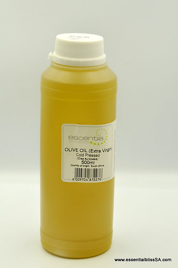 Olive Oil Extra Virgin Cold Pressed 500ml