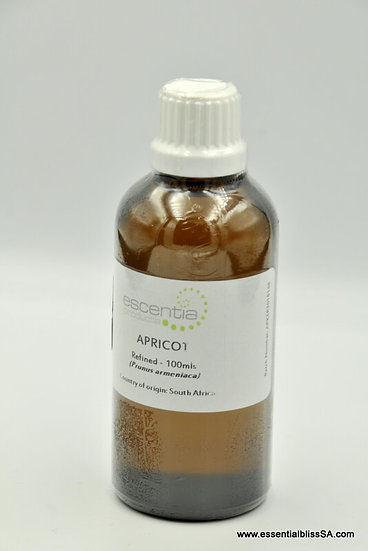 Apricot Kernel Refined 100ml