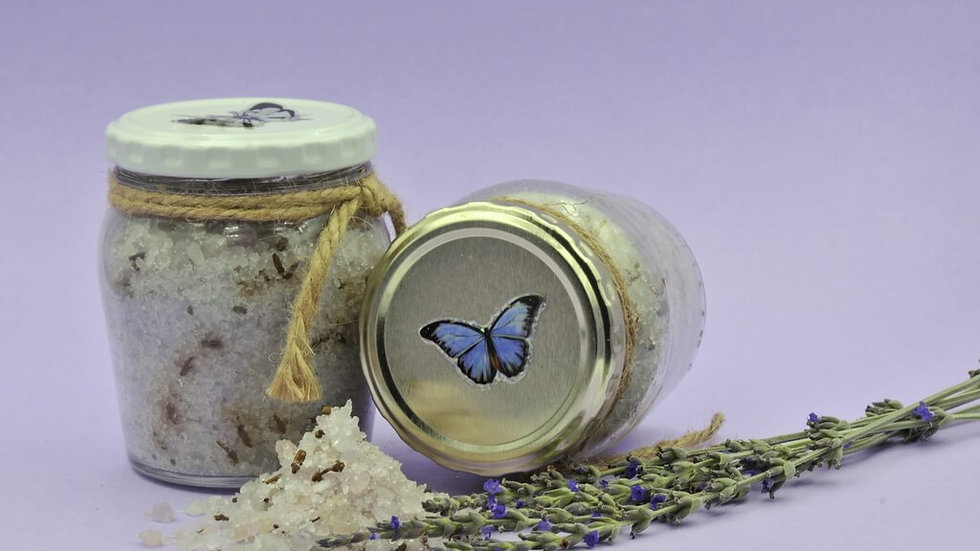 Bath Salts - Lavender