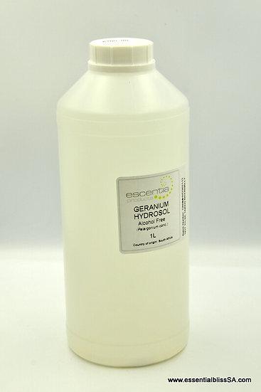 Geranium Hydrosol 1 Litre