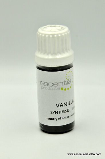 Vanilla Essential Oil 22ml (Synthesis)