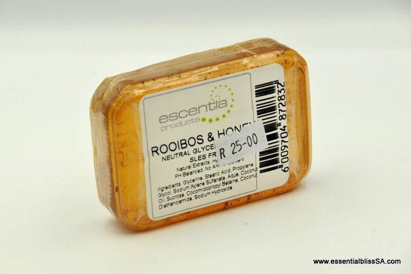 Glycerine Soap - Rooibos & Honey