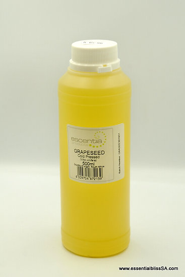 Grapeseed Cold Pressed 500ml