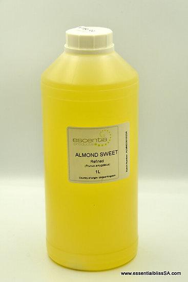 Almond Sweet Refined 1 litre