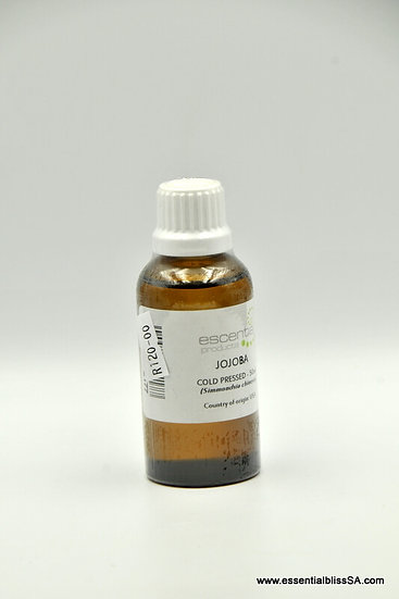Jojoba Cold Pressed 50ml