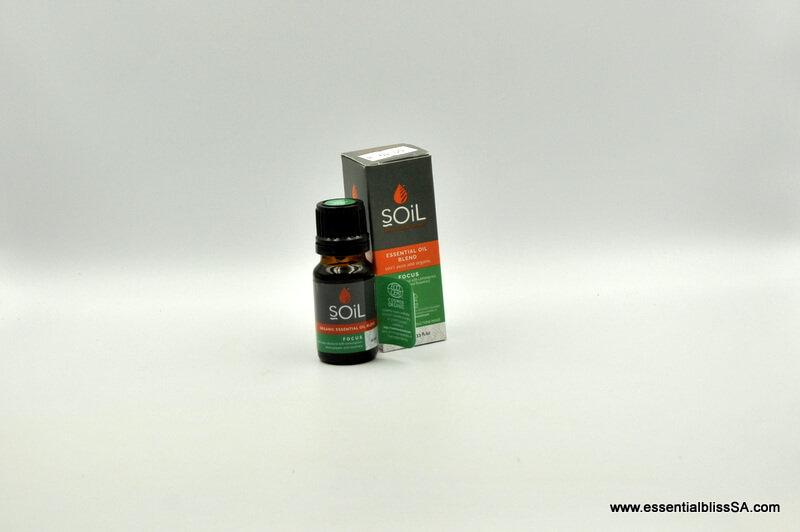 Focus (Soil Pre-blend 10ml)