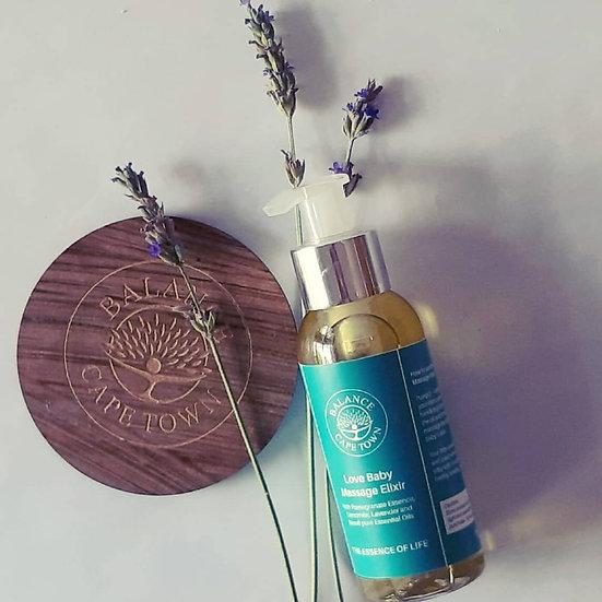 Love Baby Massage Elixir