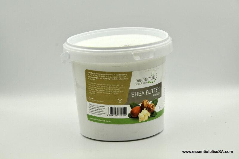 Shea Butter - Refined 1 litre