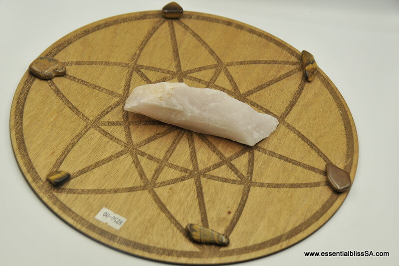 Crystal Grid for Crystals