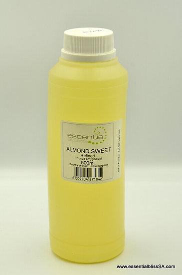 Almond Sweet Refined 500ml