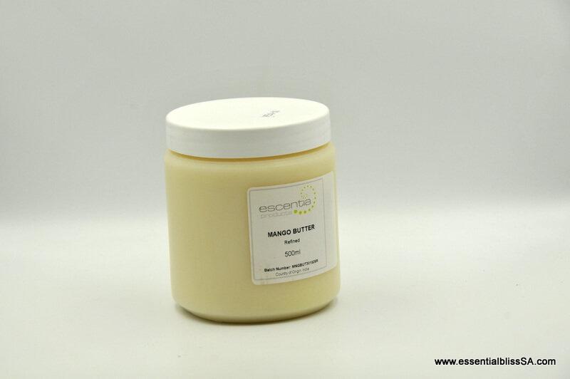 Mango Butter - Refined 500ml