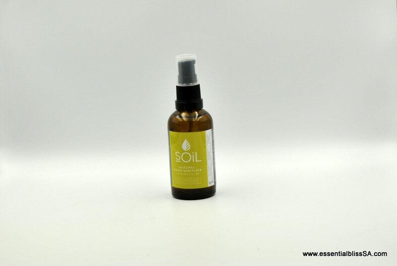 Hand Sanitiser - Lemon and Tea Tree 50ml