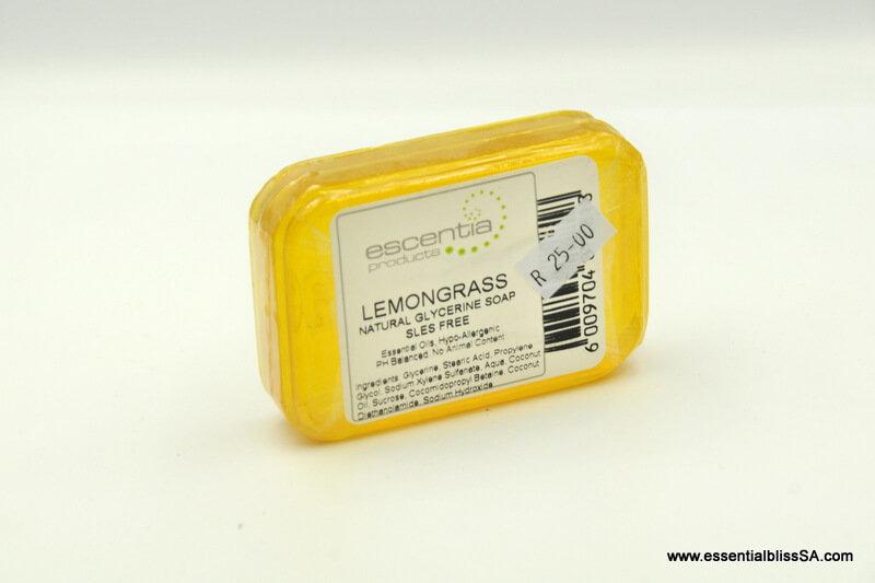Glycerine Soap - Lemongrass