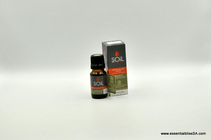 Immunity (Soil Pre-blend 10ml)