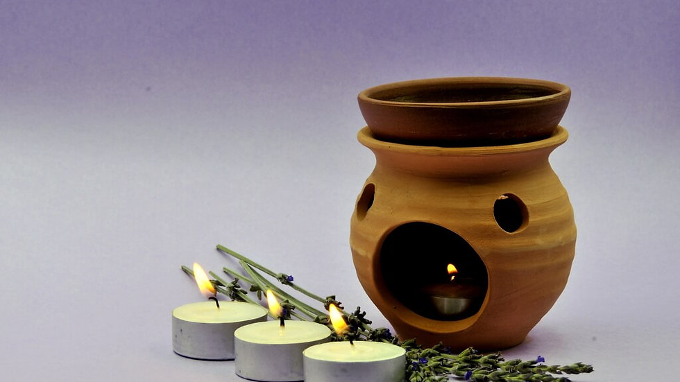 Burner - Terracotta