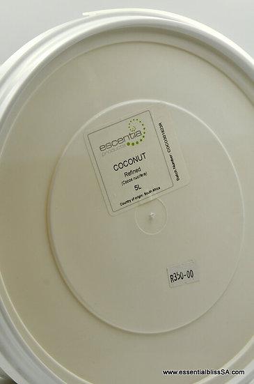 Coconut Oil Refined 5 litre