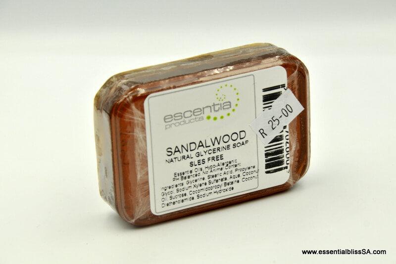Glycerine Soap - Sandalwood