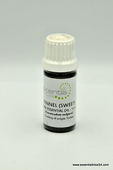 Fennel (Sweet) Essential Oil 11ml