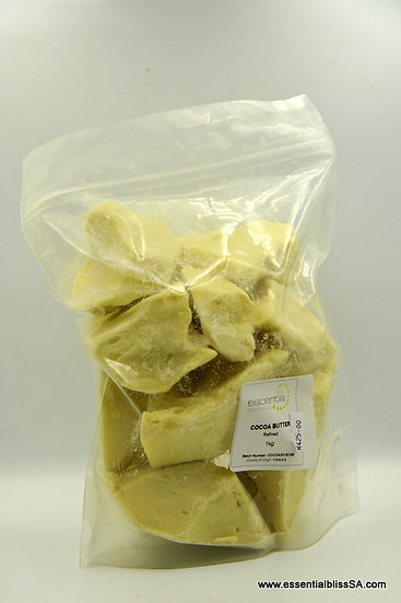 Cocoa Butter - Refined1 kg