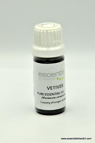 Vetiver Essential Oil 11ml