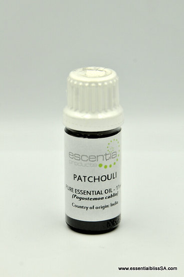 Patchouli Essential Oil 11ml