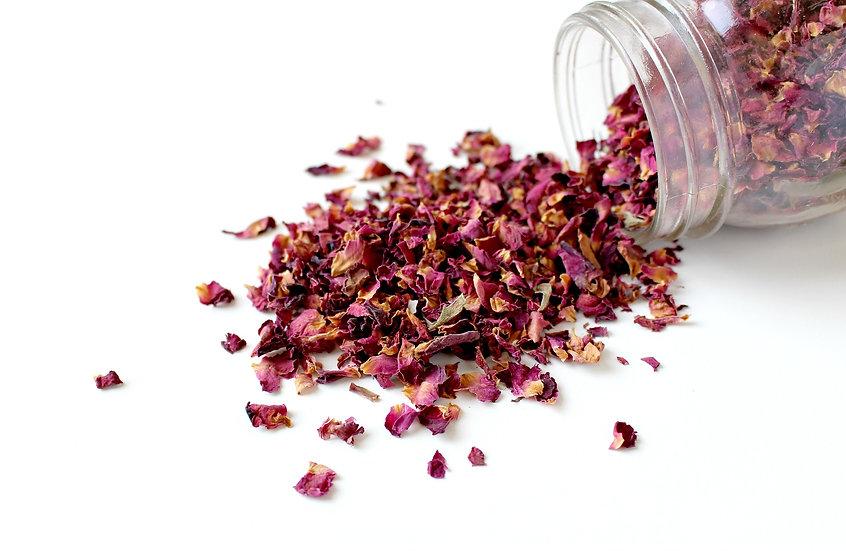Rose Petals - dried