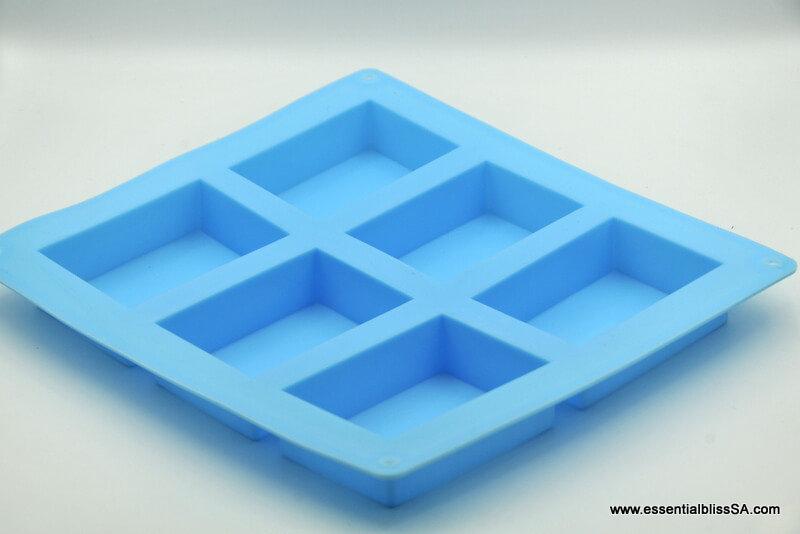 Soap mold - Rectangular