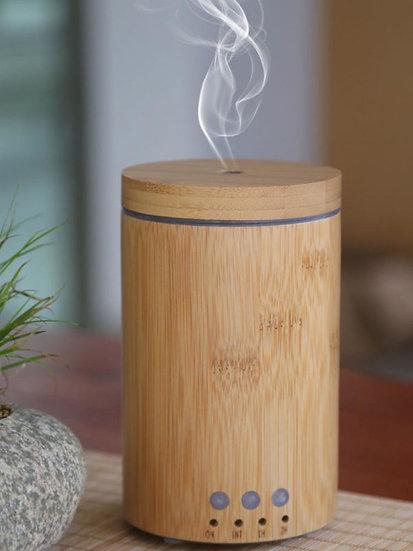 Diffuser - Ultrasonic (Bamboo) - 150ml - Escentia
