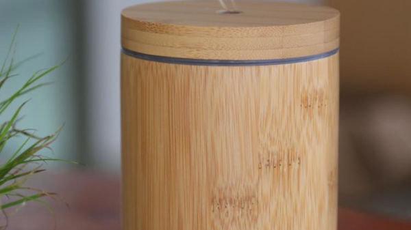Diffuser – Ultrasonic (Bamboo) – 150ml