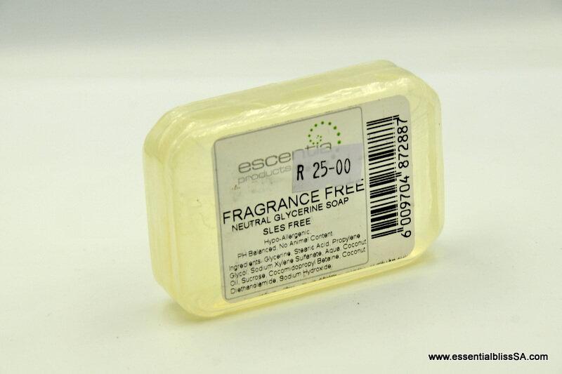 Glycerine Soap - Fragrance Free