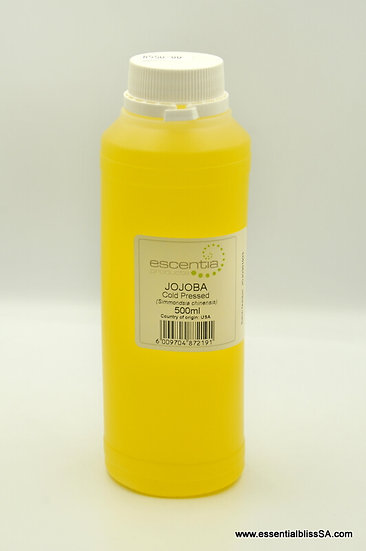 Jojoba Cold Pressed 500ml