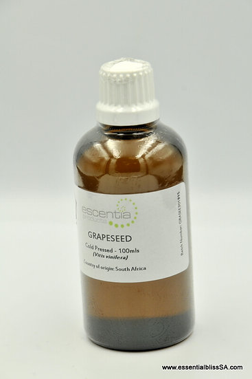 Grapeseed Cold Pressed 100ml