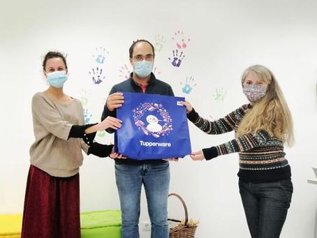 Sorteio de Cabaz Solidário Natal 2020