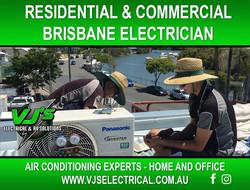 Underwood - Brisbane - Air conditioning