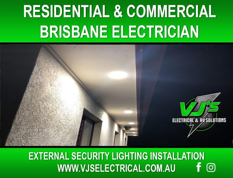 Priestdale Brisbane External Security Li