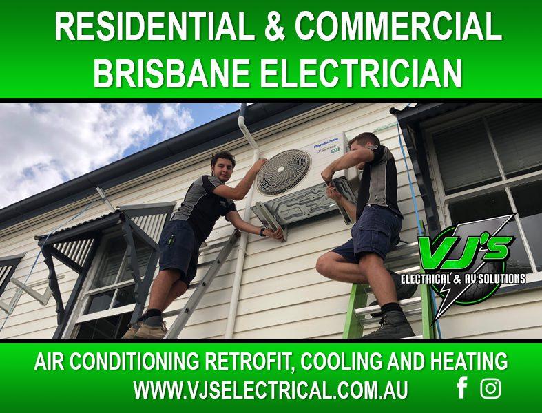 Mt Gravatt - Brisbane Electricial - Air