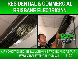 Springwood Brisbane Air Conditioning Ins