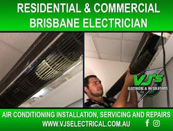 Springwood Brisbane Air Conditioning Ins