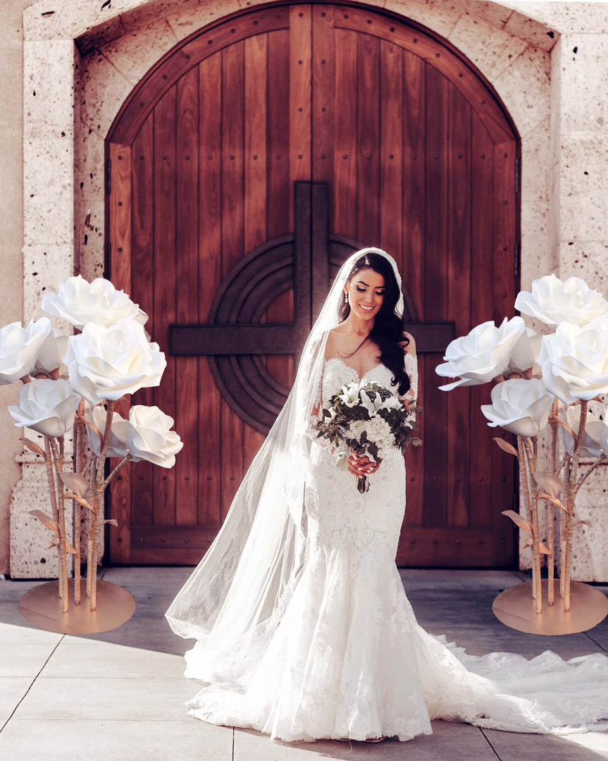 Rustic Vibe Bride