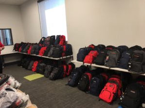 Daana Foundation Backpacks