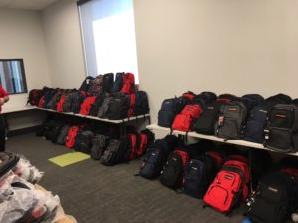 Daana Foundation Backpacks