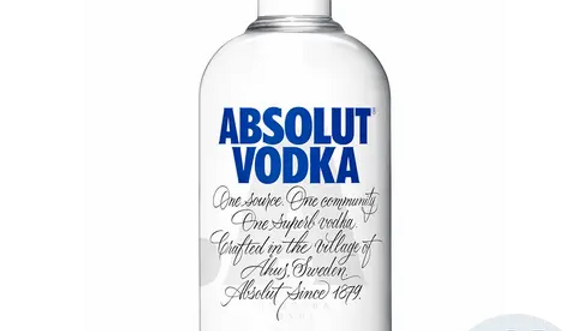 Absolut Vodka 375ml